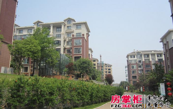 鼎城 实景图