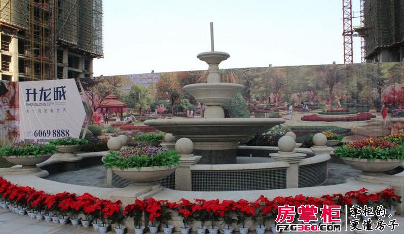 洛阳升龙城实景图