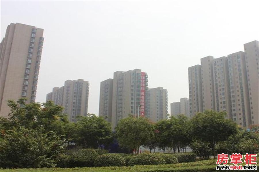 京熙帝景实景图
