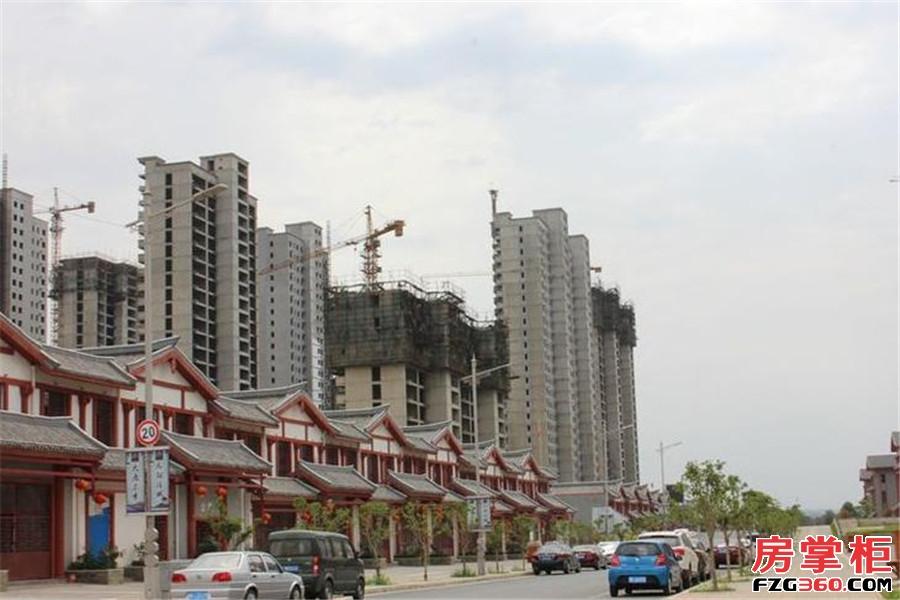 元阳隆城实景图