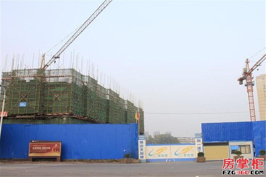 碧桂园凤凰湾实景图