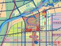 天明城交通图