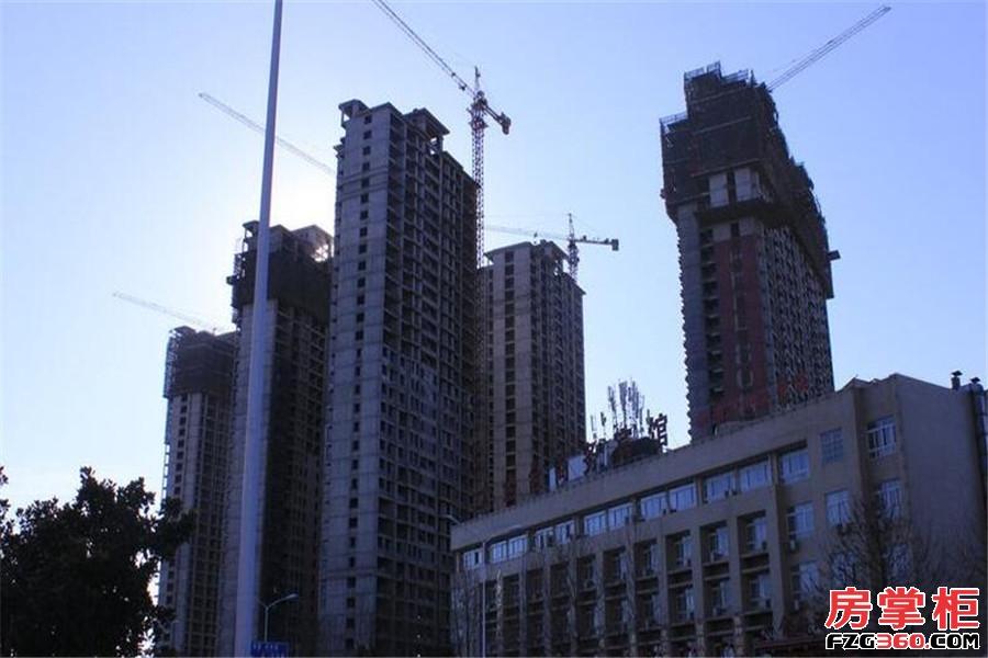 洛阳中南广场实景图