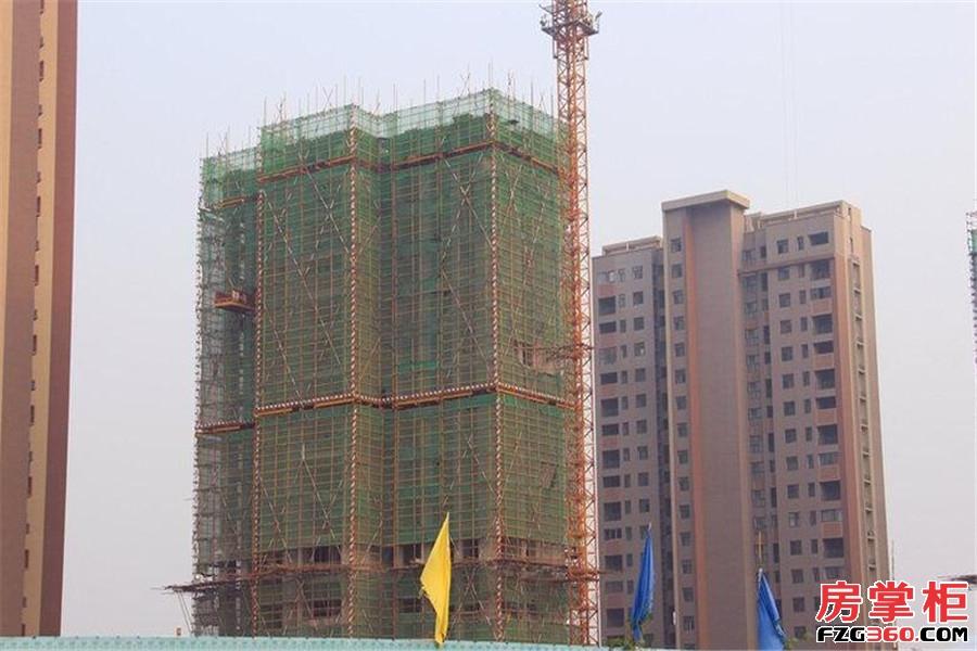 天明城二期工程进度