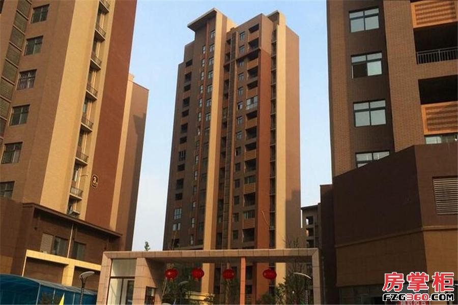 天明城实景图