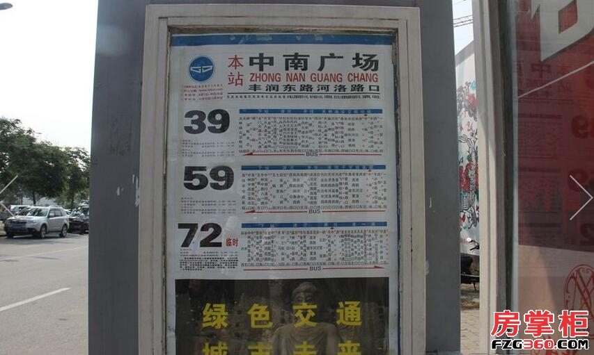 洛阳中南广场周边配套