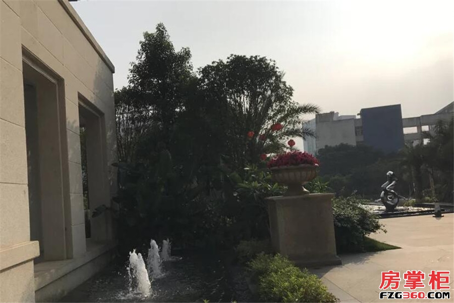 蔚莱别苑实景图