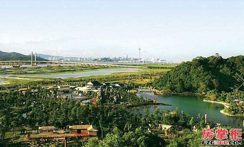 FUSION CITY蓮城印配套图