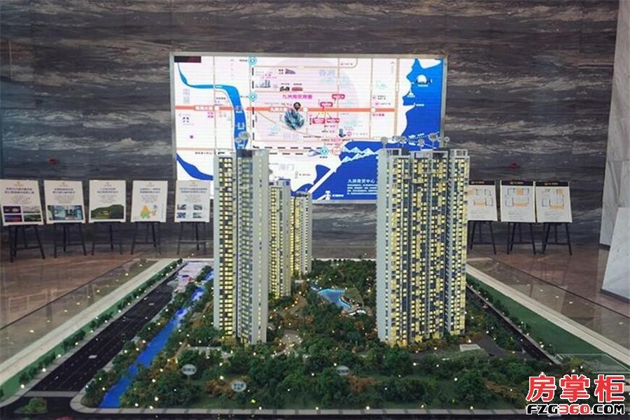 中鐵諾德國際花園實景圖