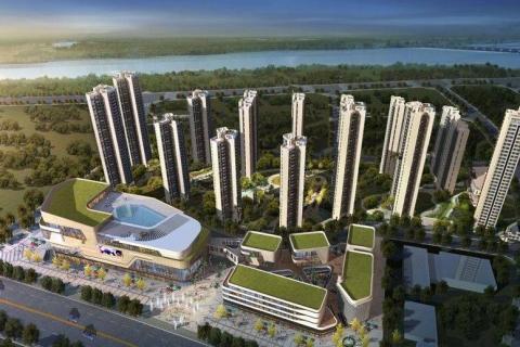 招商依雲華府推980-1367呎 均價1689港幣/呎