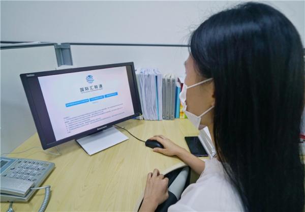納稅人通過國際彙稅通辦理稅務申報