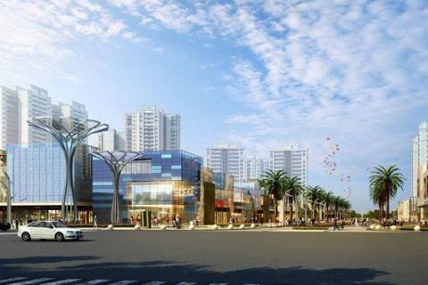 三台圣桦国际城舒适电梯高层 标杆产品集群