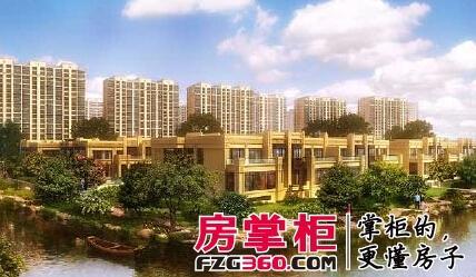 宁波房地产网 楼市聚焦 打折促销  雅戈尔长岛花园仅剩
