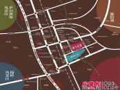 东方香颂交通图项目区位图