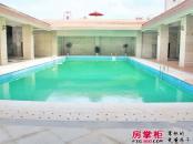 银亿上尚城实景图会所游泳池实景(2011.8)
