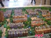 绿都丹石街区实景图沙盘(2011-12-19)