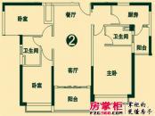 二期4号楼1单元2号户型