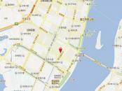 深蓝广场区位图