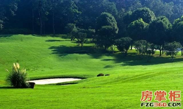 南京钟山国际高尔夫