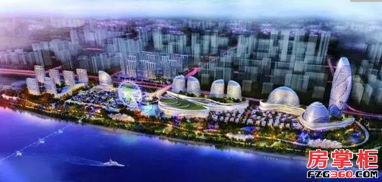 绿地华侨城海珀滨江预计三季度首开 精装交付