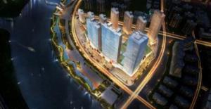 新城吾悦广场北部新地标 大型商业综合体