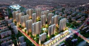 江中世纪城纯具体一房一价 高层豪宅住区
