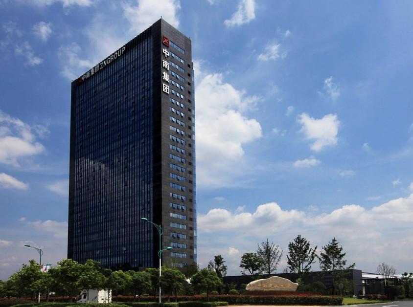 中南建设为10家持股