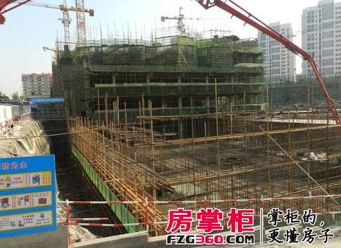 国隆·幸福里项目位于青岛市市北区广昌路5号,占地面积39570.