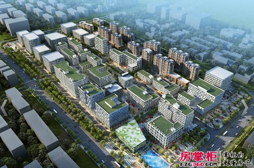 青岛国家广告产业园开创低密度办公时代成就中国坐标