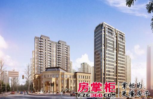 青岛房地产网 楼市聚焦 楼市快递  海尔世纪公馆项目预计3月底4月初加