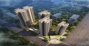 新力翡翠湾101-113㎡户型在售 楼高33层