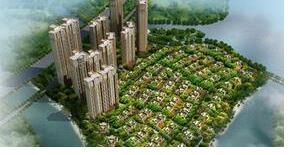 高端住宅晋江世茂御龙湾 独特的综合体项目