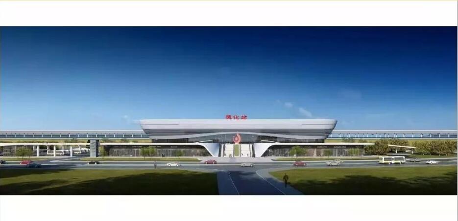 兴泉铁路德化段建设过