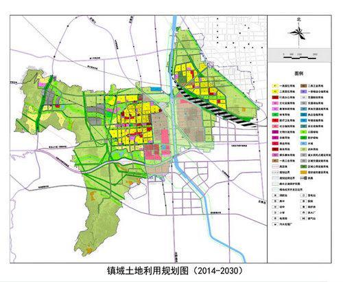铜冶新市镇总体规划-晟地丽江 探索省会西南板块中的宜居典范
