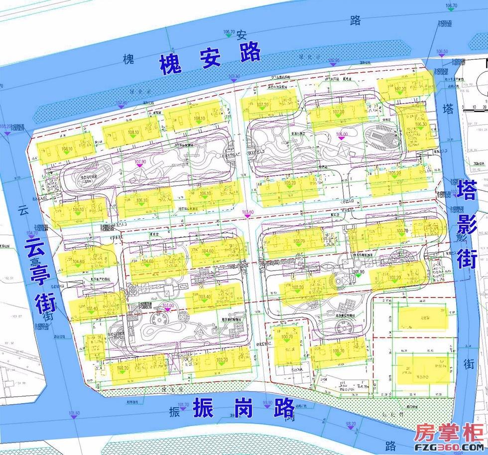 掌柜快讯 鹿泉区一项目规划曝光 位于上庄镇大车行村