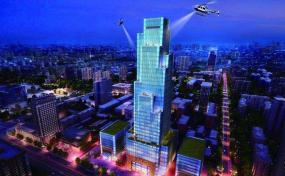 新合作中商大厦