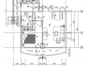龙栖湾温泉1号户型图南侧B户型 1室2厅1卫1厨