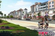 龙沐湾商业街