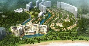 新华联香水湾一期1-5#楼 规划建设900户
