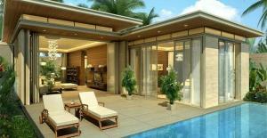 葛洲坝海棠福湾别墅和公寓在售 全款可享96折