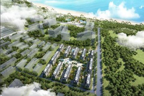 融创金成博鳌金湾在售 洋房均价23000元/㎡
