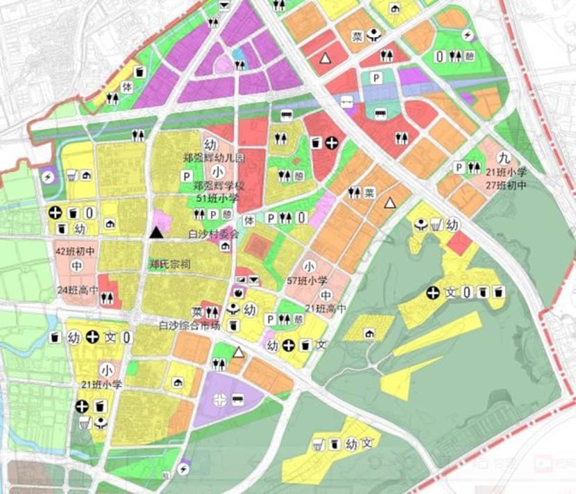 虎门镇地图全图