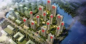 璀璨樾府建面约131-179㎡高层房源在售中