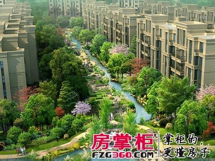 平首个城市森林住区
