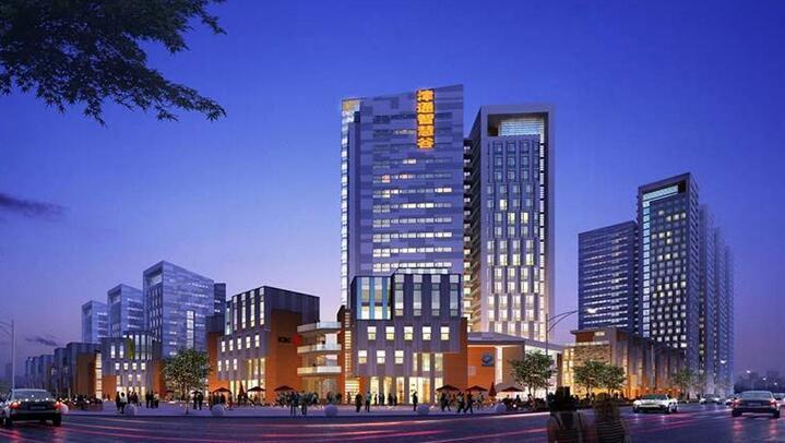 沈阳津通智慧谷在售建筑面积72-130平产品 均价6900元图片