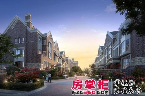 """经济型别墅让您成为""""城市新贵"""""""