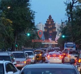 太子现代广场:柬旅游业进入发展快车道中国大力支持