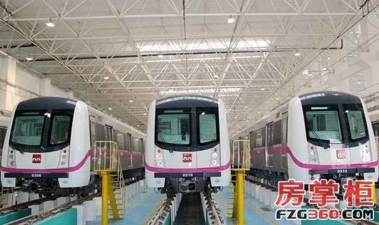 """""""上天入地""""西安地铁三号线7月试跑"""