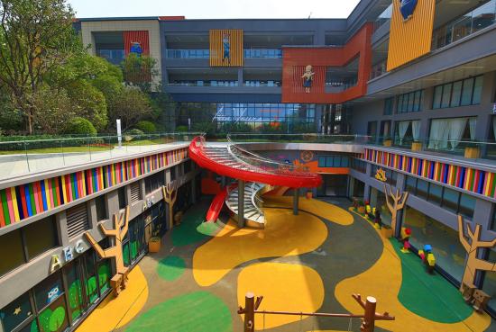 售楼部惊现游乐园!12月10日华远枫悦儿童园林示范区开放