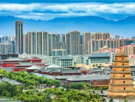 西安一季度83个项目、西咸新区34个项目同时开工